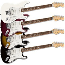 Fender Standard Stratocaster Hss Floyd Rose * Todas As Cores