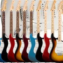Fender Standard Stratocaster *nova* Todas As Cores!
