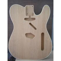 Corpo Guitarra Telecaster 51 Com Binding Luthier Trocas
