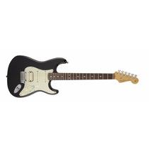 Guitarra Fender American Deluxe Plus Stratocaster Hss Black