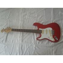 Guitarra Canhota Gianinni Com Eletrica Fender Sistema S1