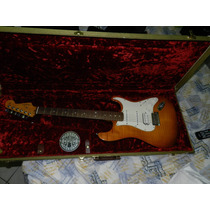 Guitarra Fender Select Americana Com Hard Case