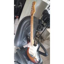 Fender Strato Corona / Usa 1999 Flat Pole Pickup Com Case