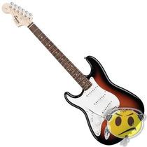 Guitarra Strato Fender Squier Affinity Canhota O F E R T A