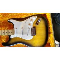 Fender Stratocaster 50 Anniversary 2 Tone. Troco