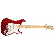 Guitarra Fender 011 3002 Am Standard Mystic Red Loja Bolero