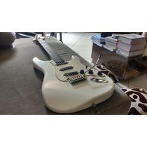 Guitarra Fender Squier Hot Rails 505 Olympic White C/ Case