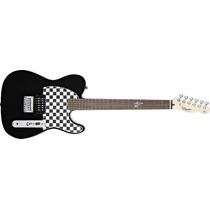 Guitarra Tele Squier By Fender Avril Lavigne Blk