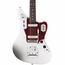 Guitarra Fender Jaguar Squier Vintage Modified Olympic White
