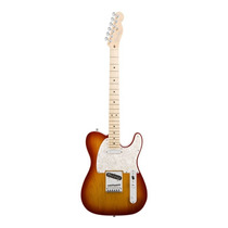 Guitarra Fender 011 9402 Am Deluxe 731 Aged Cherry - Loja !!