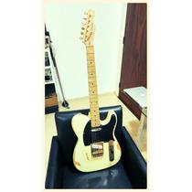 Guitarra Fender Telecaster American Deluxe Relic (chinesa)