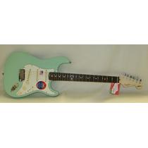 Fender Usa American Artist Jeff Beck Stratocaster 2015