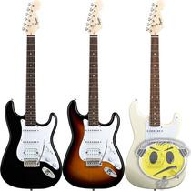 Guitarra Fender Squier Bullet Strato Hss Oferta Kadu Som