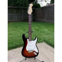 Guitarra Fender Stratocaster American 2012 C/ Case
