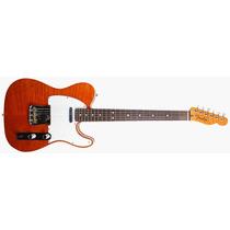Guitarra Fender 923 0923 Telecaster Custom Deluxe Bound Nos