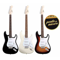 Guitarra Fender Squier 031 0001 Bullet Strato Sss L O J A