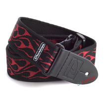 Correia Flambe | Vermelha | Dunlop