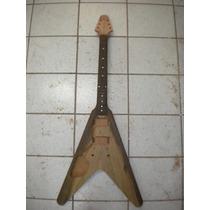 Corpo Braço Guitarra Flying V 67 Luthier Gibson Fender