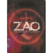 Zao - The Lesser Lights Of Heaven Dvd Duplo Importado