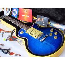 Guitarra Gibson Les Paul + Brindes + Certif, Pronta Entrega