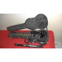 Guitarra Gibson Sg Standard,made In Usa + Case Original !!!