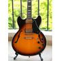 Gibson Midtown Custom Sunburst + Hardcase. Nova!!