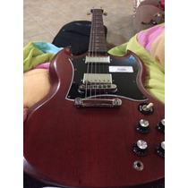 Guitarra Gibson Sg Special Edition Cherry