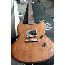 Guitarra Gibson Sg One Made In Usa + Bag Original