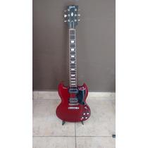 Guitarra Orville By Gibson Sg - Caracterizada Como Gibson