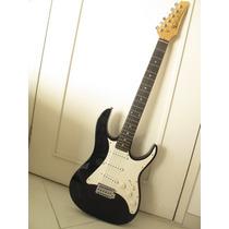 Guitarra Golden Strato Ñ Jem Fender Ibanez Esp Ltd K2 Dean