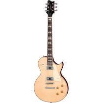 Golden Ggs500c Guitarra Les Paul : Natural - Frete Grátis
