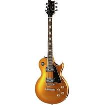 Ritmus ! Golden Gld152c : Guitarra Les Paul Cor Dourada
