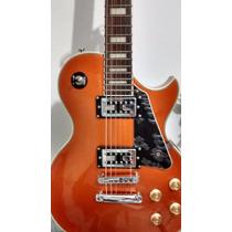 Guitarra Golden Gld 152c Dourada Gld152c