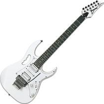 Guitarra Ibanez Steve Vai Jem Jr Branca C/ Ponte Edge Iii