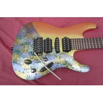 Guitarra Ibanez Sv2009sc Custom Japan - Edição Limitada