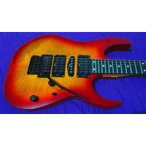 Guitarra Ibanez Rg 570 Japonesa Flamed Maple De 1991