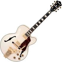 Guitarra Semi Acustica Ibanez Af75tdg Iv Ivory Af 75 Tdg