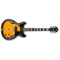 Guitarra Ibanez Semi Acústica Corpo Maple Braço Mogno Asr 70