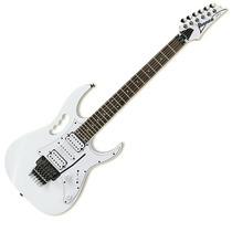 Guitarra Ibanez Jemjr Wh Branca Com 24 Trastes