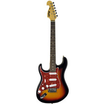 Guitarra Memphis By: Tagima Mg32 Canhoto C/ Capa Novo Nfe