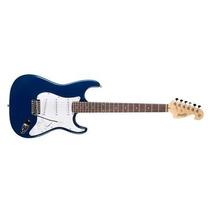 Guitarra Stratocaster Memphis Mg-32 Azul Metálico