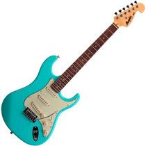 Guitarra Stratocaster Memphis Tagima Mg32 Verde Pastel