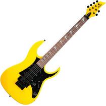 Guitarra Tagima Memphis Mg330 Amarela C/ Ponte Floyd Rose
