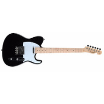 Guitarra Telecaster Marca Tagima Na Cor Preta C/ Nota Fiscal