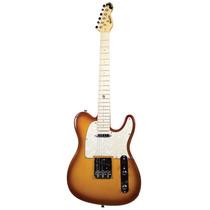 Guitarra | Telecaster | Honeyburst | Dolphin