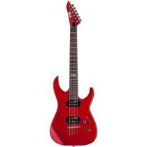 Lm10k Guitarra Ltd Vermelha M10 Com Bag Esp Com Brinde