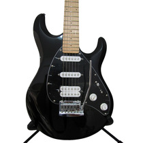 Guitarra Sterling - S.u.b. Silo3 Bk - By Music Man