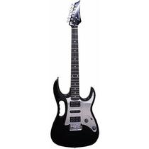 Guitarra Benso Steve Vai Series Bgsv-hsh-up-b - Preta