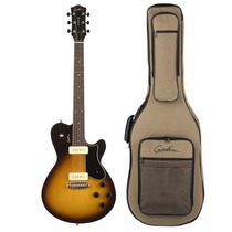 Guitarra Godin Core Hb P90 Sunburst 035410 Com Bag