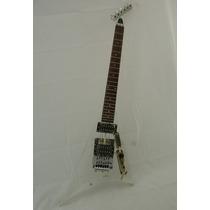 Guitarra Art Pro Mod. Flying V Acrílica - Saldo Promoção